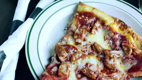 Italian pizza Footage