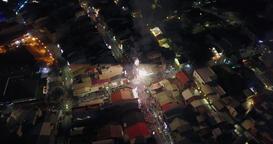 DJI MAVIC 4K Taiwan Tainan Aerial Drone Video Yanshui Beehive Firecrackers 20170 Footage