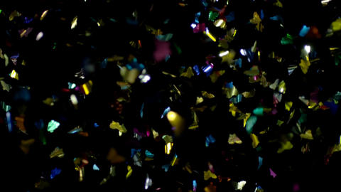 Butterflies Confetti 5 Filmmaterial