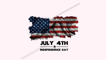 Independence Day USA (mini opener projects) Apple Motion Template