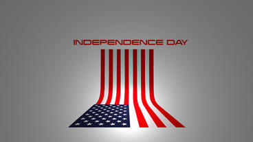 Independence Day USA (mini opener projects) Apple Motion Project