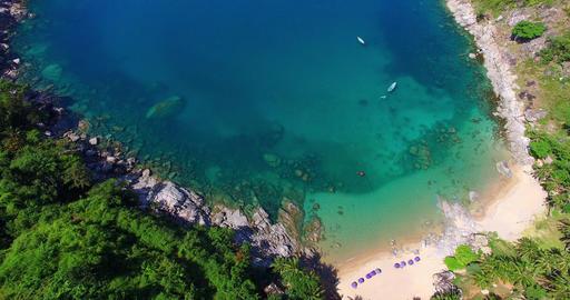 The hidden paradise beach ビデオ