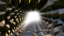 Tunnel Effect Background Animation