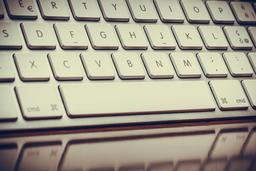 Keyboard, Computer background Photo