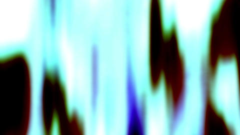 Colored Motion Curtain Liquid Wavy Blue Abstract Background Animation