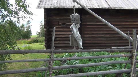 Scarecrow in the garden Live Action