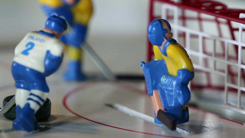 goal ice hockey game Footage
