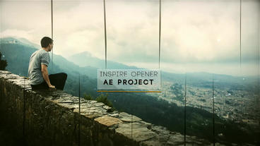 Inspire Opener After Effects Project