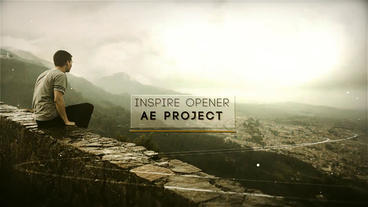 Inspire Opener After Effects Template