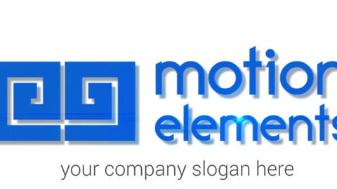 Simple Corporate Logo After Effects Template