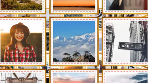 Your Photo Slideshow After Effects Template