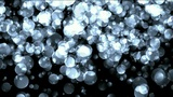 Float Bubble & Blister Underwater,pearls & Fish Roe stock footage