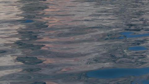 water ripple flow 12 Stock Video Footage