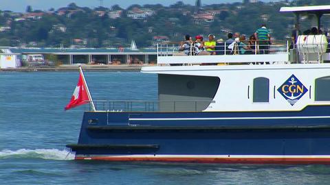 water tram 2 Footage