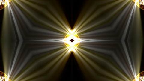 Ray of gem diamond laser Animation