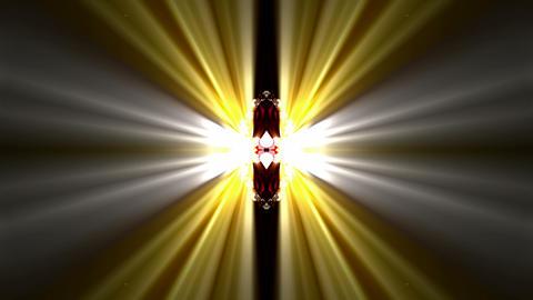 Ray of gem diamond laser Stock Video Footage