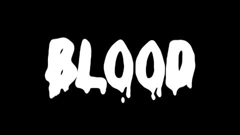 Blood Stock Video Footage