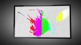 plasma TV 02 Animation