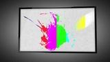 plasma TV 02 Animation
