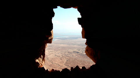 View from Masada s Footage