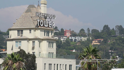 Hollywood Tower 02 Footage