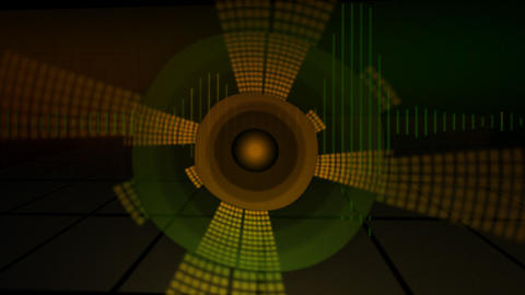 IC MOTION LOOPS 01 Stock Video Footage