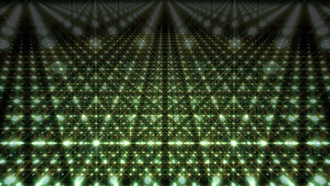 LED Light Space G 5q B HD Stock Video Footage