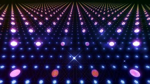 LED Light Space G 5q B 2f HD Stock Video Footage