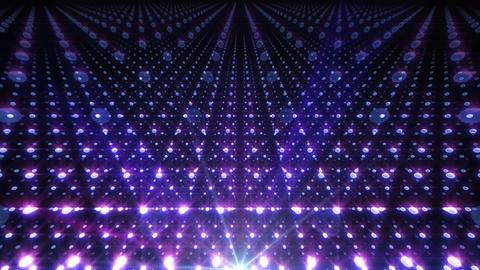 LED Light Space G 5t Av HD Stock Video Footage