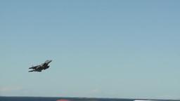 RAF Lakenheath's F-15Cs and Strike Eagles Footage