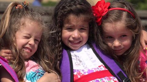 Preschool Girls Adorable Children Live Action