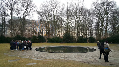 Memorial to the Sinti and Roma Victims of National Socialism Live Action
