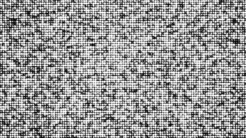 Silver Sparkles Loop Animation