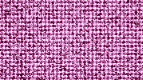 Pink Sparkle Loop Animation