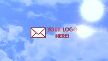 Heaven logo Apple Motion Project