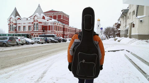 The passenger of the car talking to a pedestrian GIF