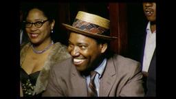 African American Nightlife 1950s, Clip 1 Footage