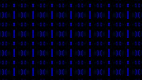 Techno Shiver 4K 03 Vj Loop Animation