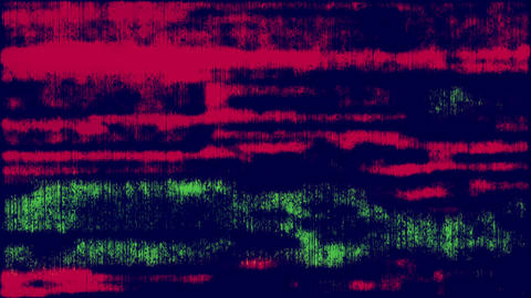 Grunge Colored Noise Fun Grain Distorted Trendy Digital Abstract Background Animation