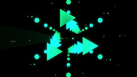 AbstractVisual 03 Videos animados