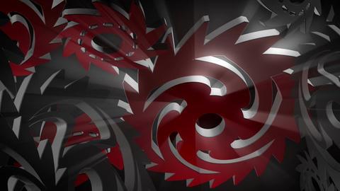 Power Gear 02 Vj Loop Animation