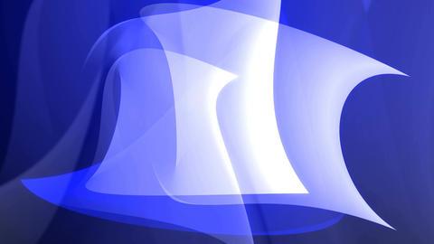 Blue Art background Animation