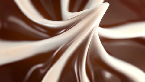Ice Cream background Animation