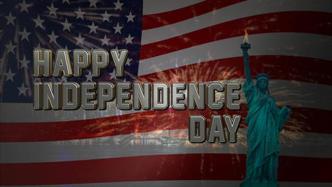 US Independence Day: mini intro animation 5 Animation