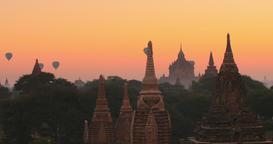 Bagan Sunset 4K