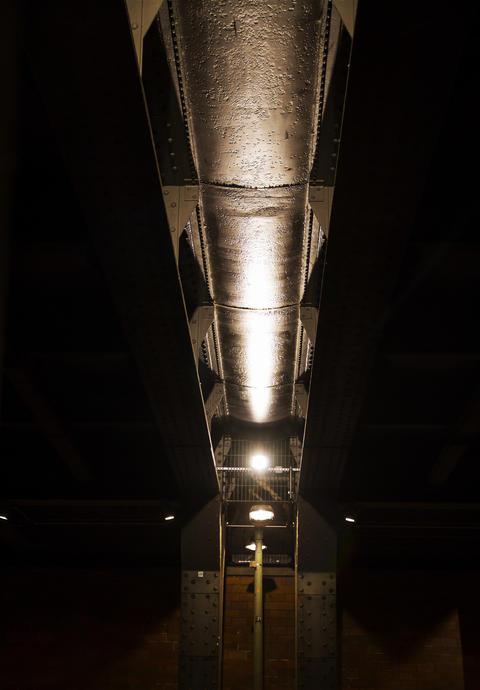 Berlin - Underpass Fotografía