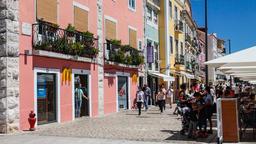 mcdonalds Lisbon Belem food restaurant fast food fast-food mcdonald junk food Footage