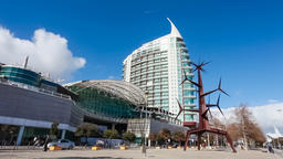 Vasco da Gama Shopping Centre mall Sao Rafael Tower Homem-Sol statue sculpture Footage
