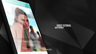 App Promo Me After Effects Projekt