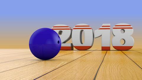 Bowling Ball 2018 Animation